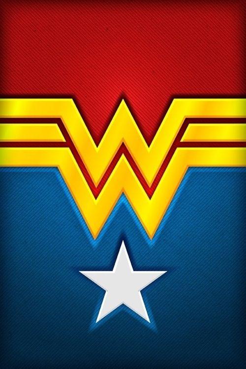 Wonder Woman Logo Wallpaper Animaxwallpaper Com