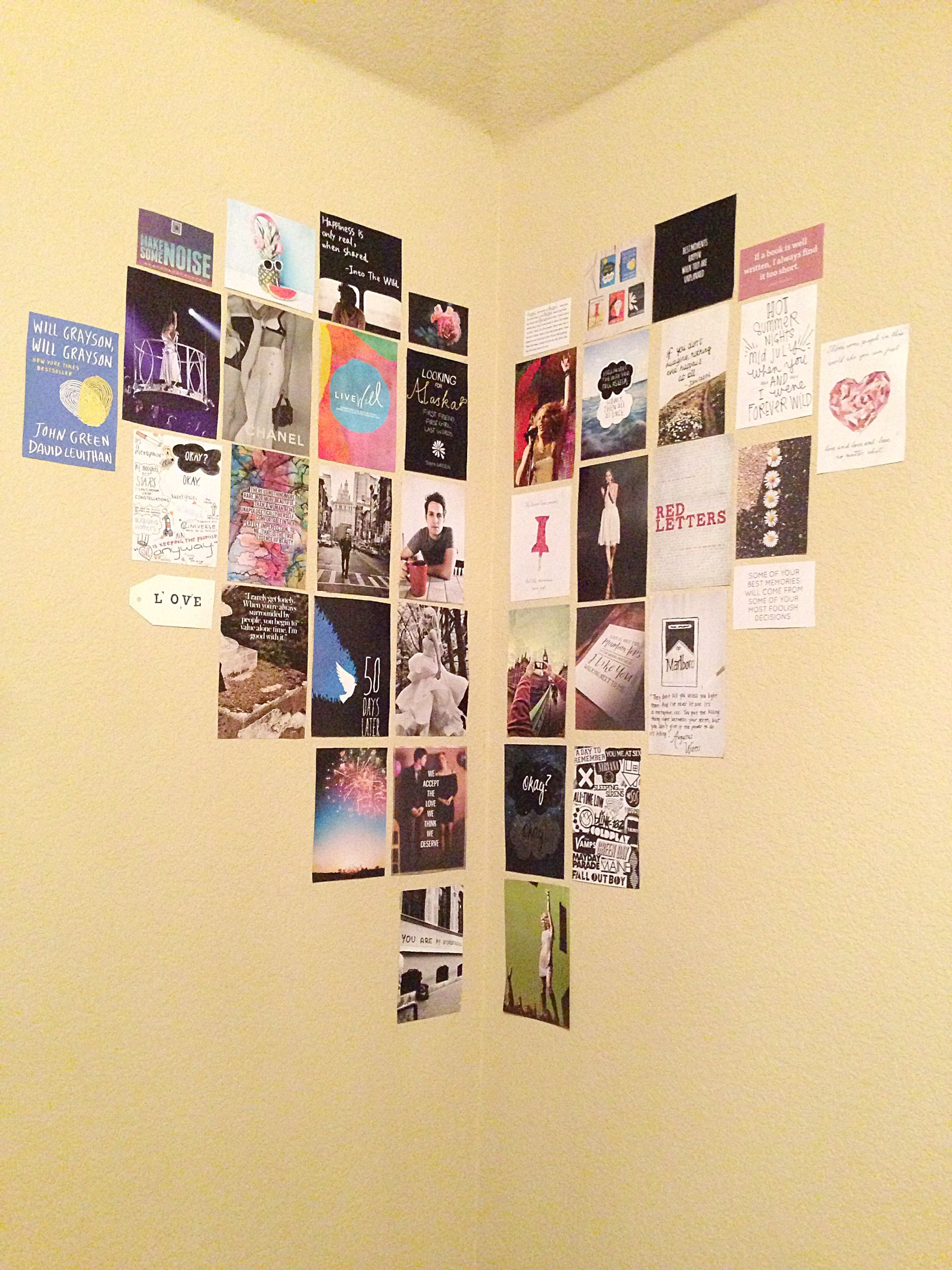 Diy Collage Wall Art | Home Design