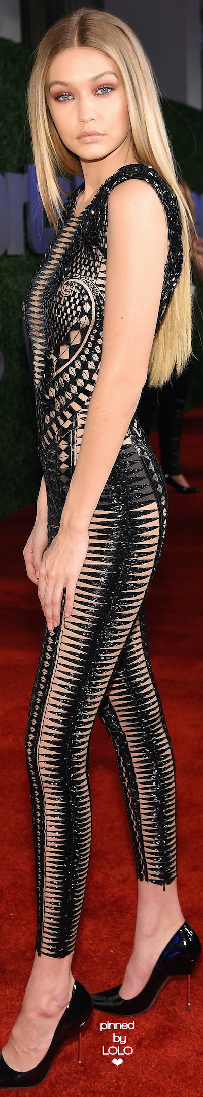 Gigi Hadid Sports Illustrated Swimsuit Red Carpet   LOLO❤︎