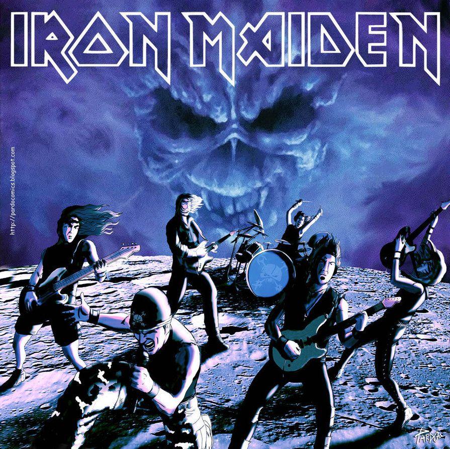 Brave new world | Iron Maiden | Pinterest