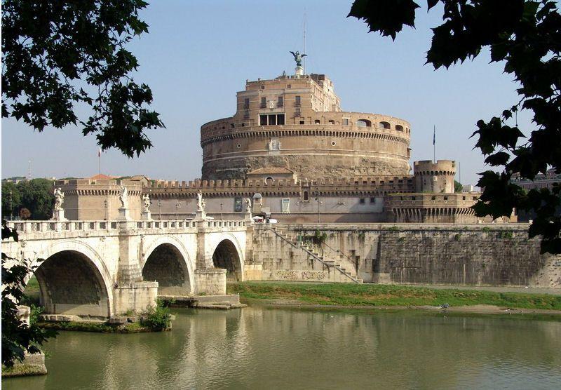 Castel St. Angelo, Rome Holidays Pinterest