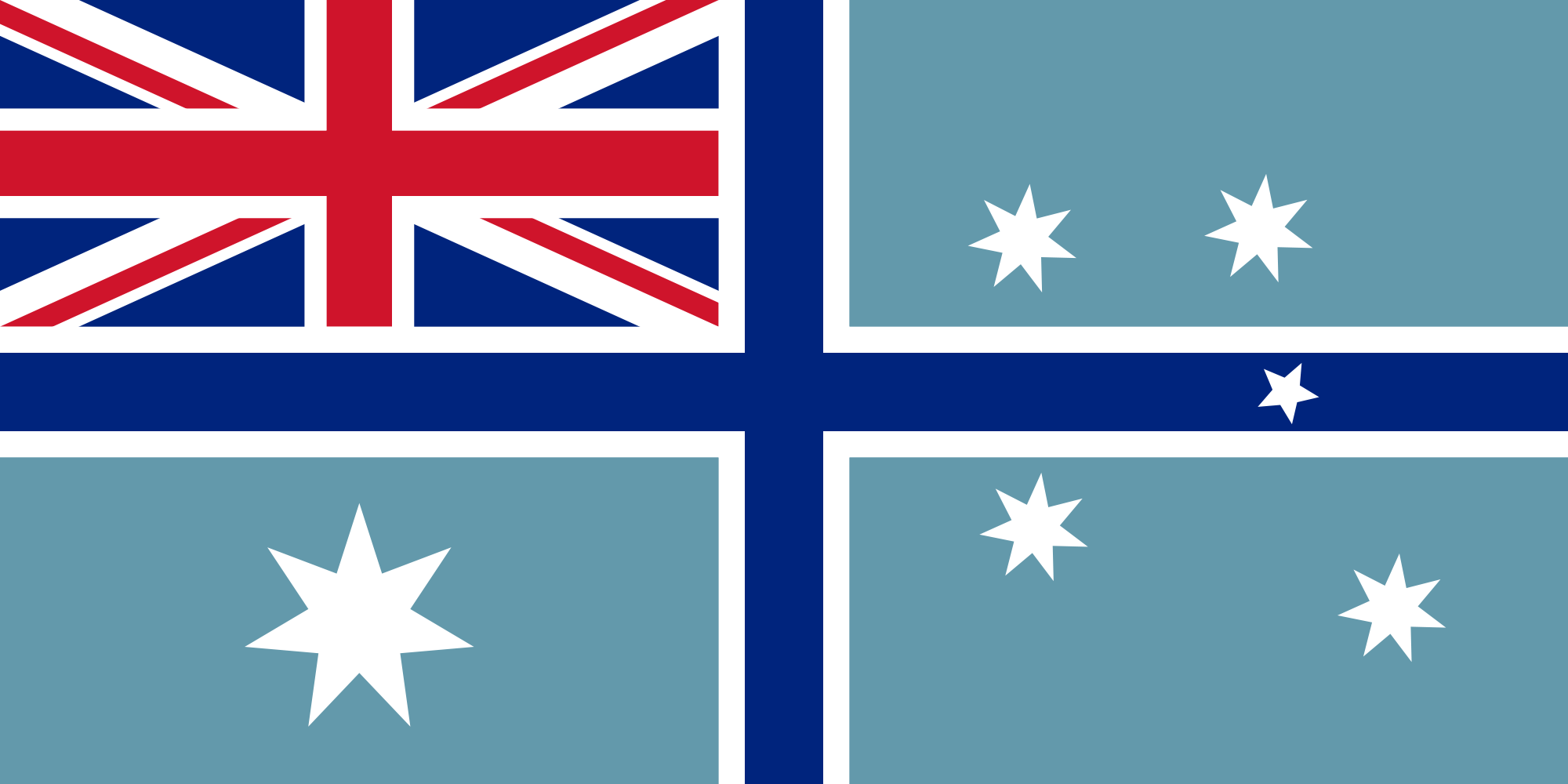 aussie flags