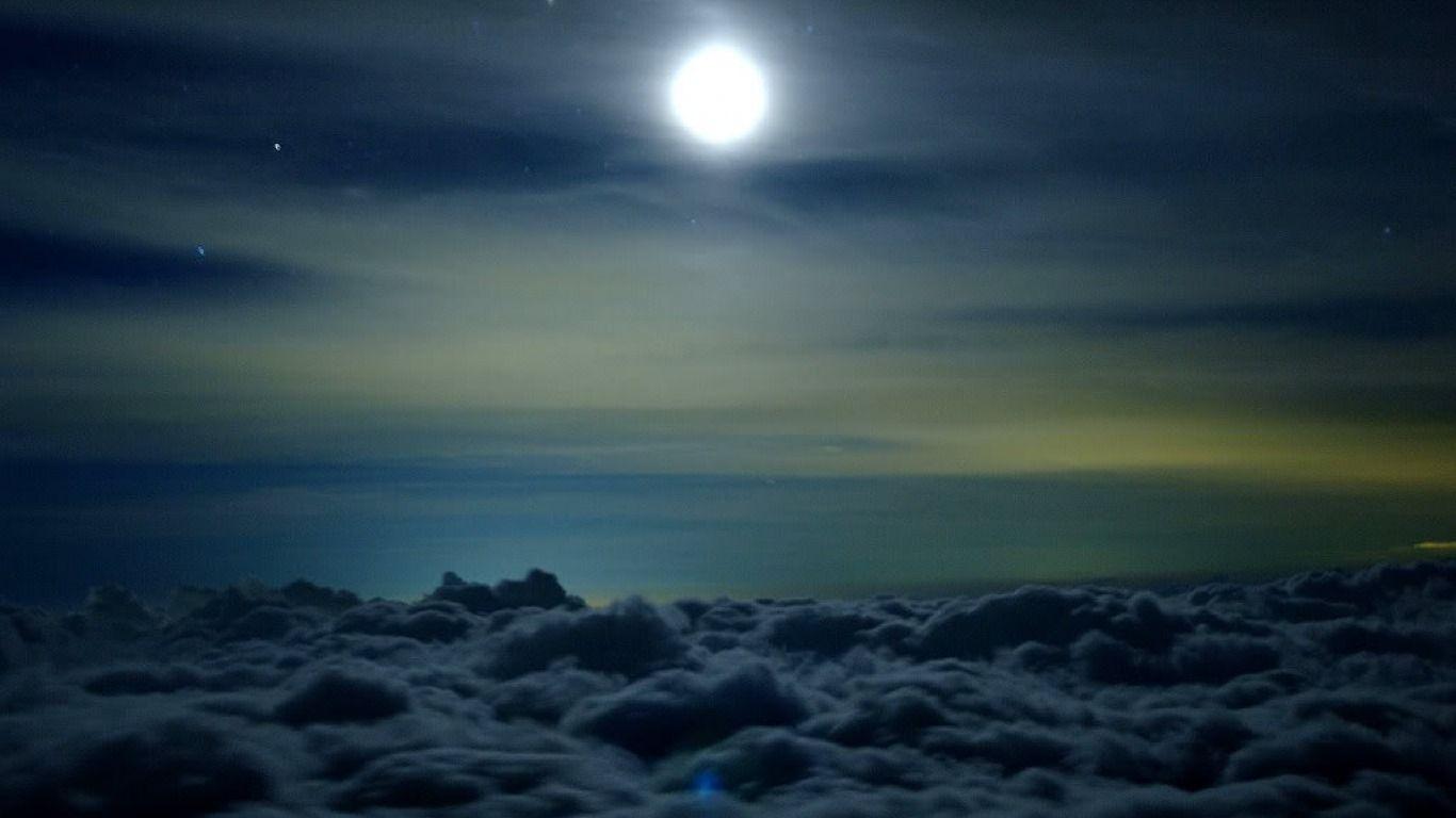 33 beautiful night time - photo #1