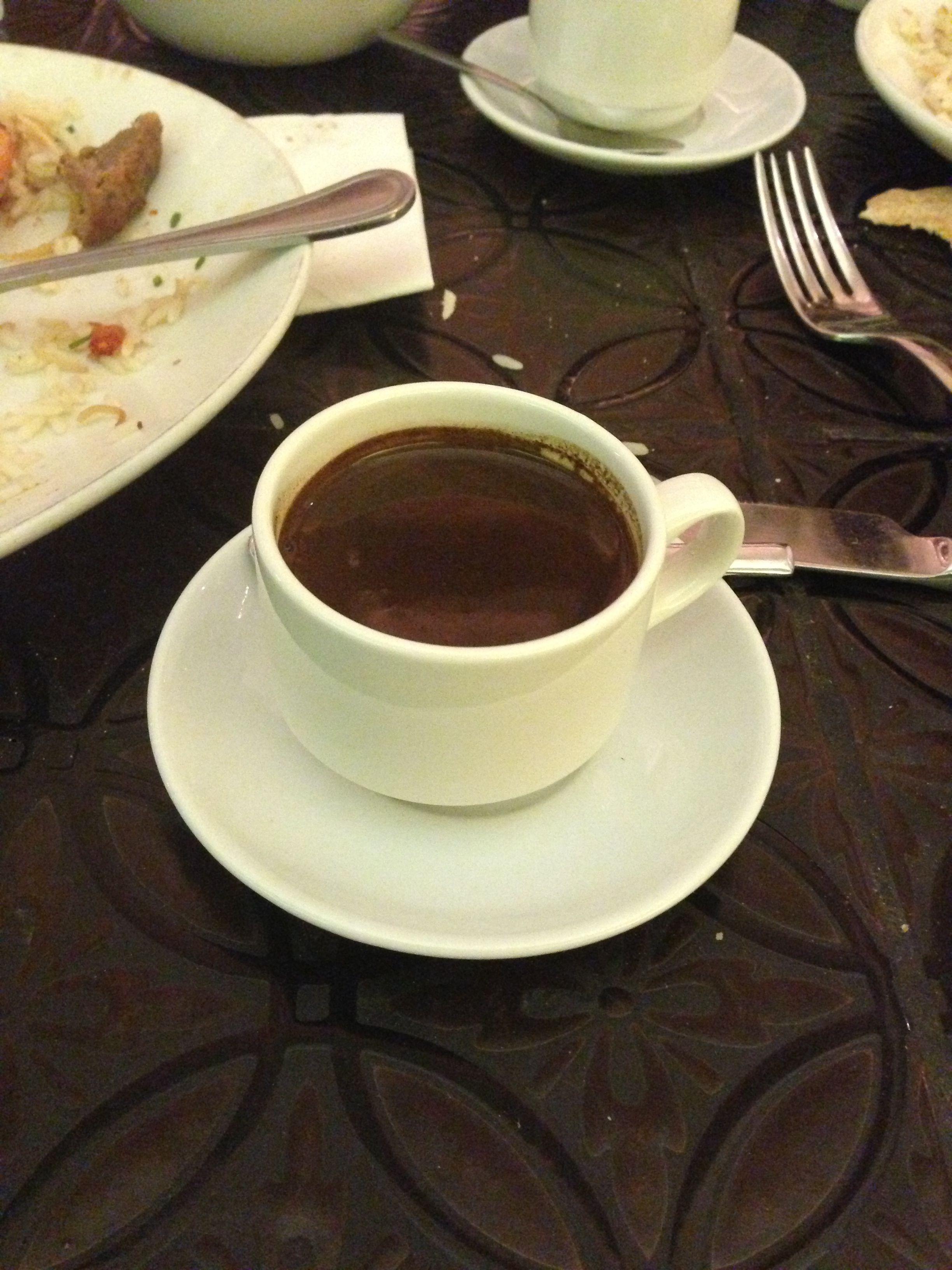 Turkish coffee with cardamom | Tea, coffee and Hot chocolate | Pinter ...