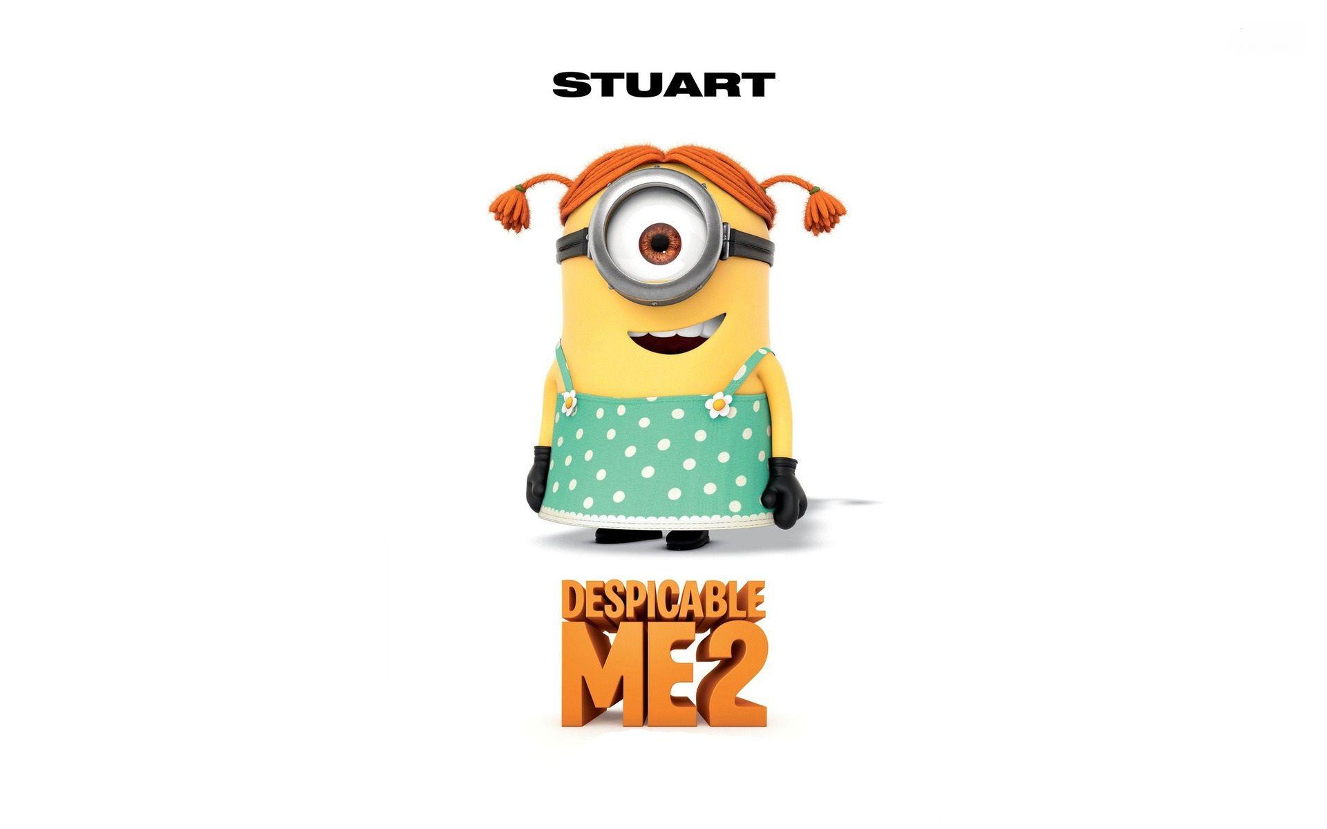 Despicable Me Minions Stuart