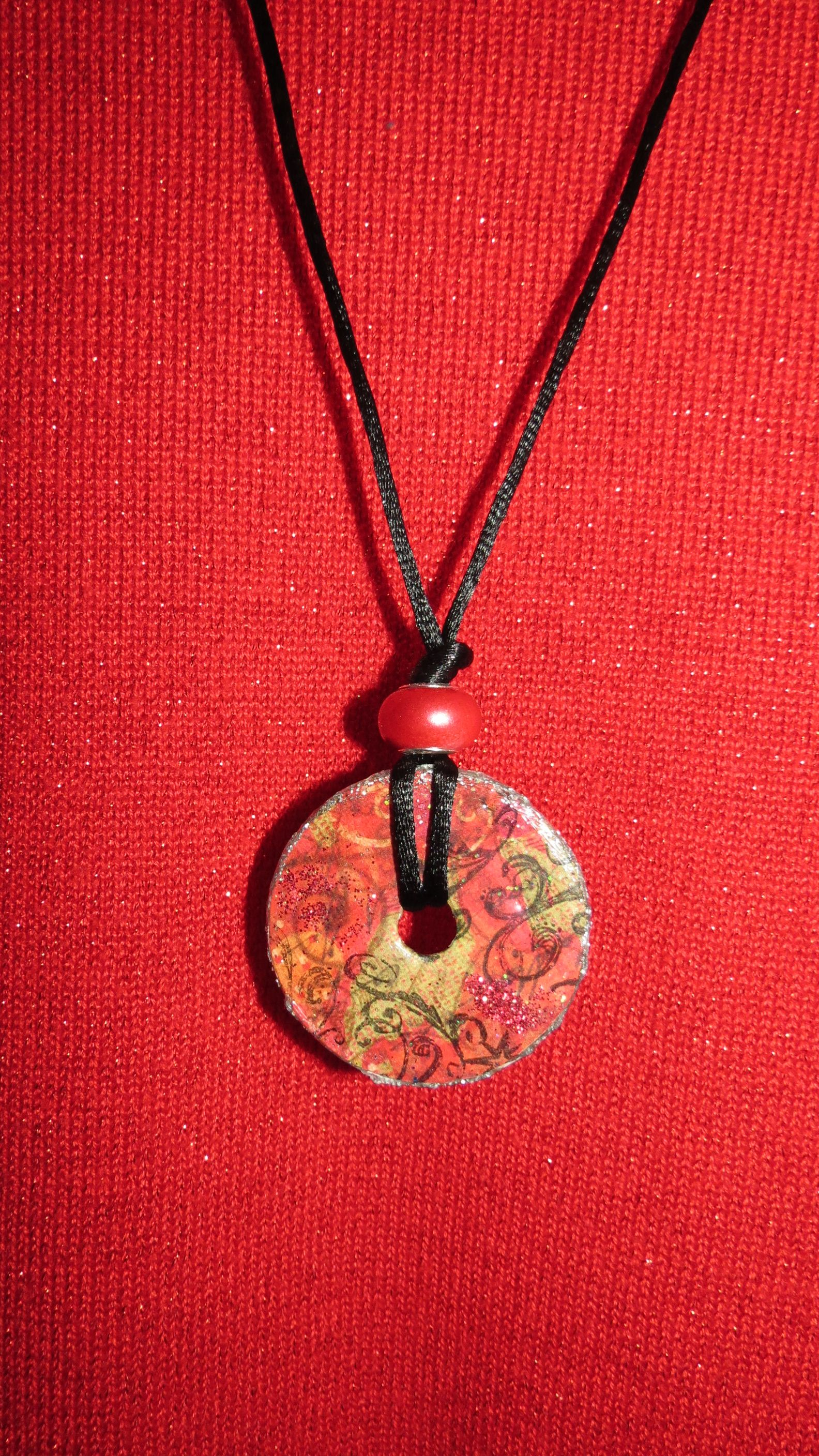 washer necklaces crafts