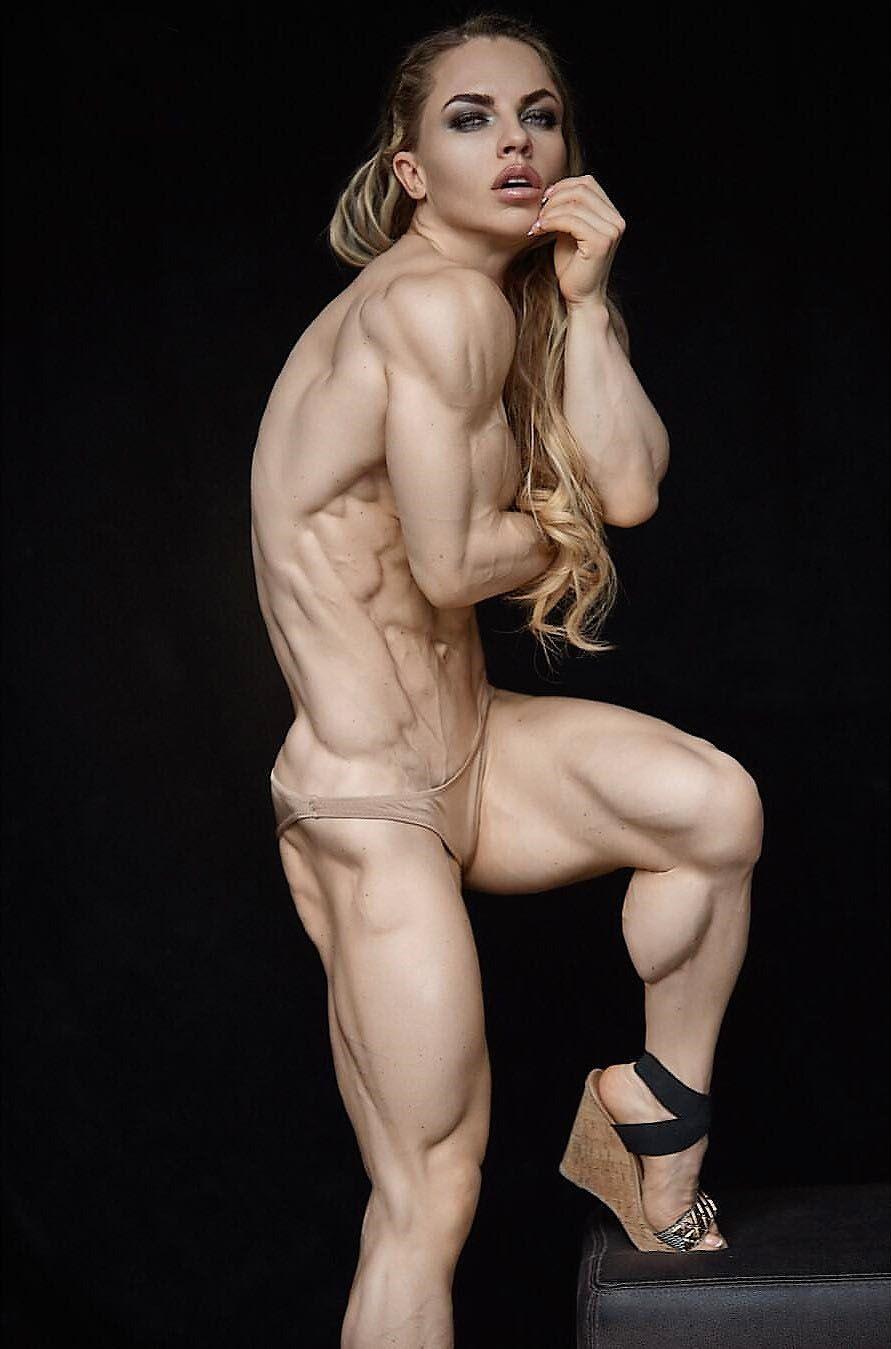 Eleonora Dobrinina | Amazing | Pinterest | Bodybuilder, We ...