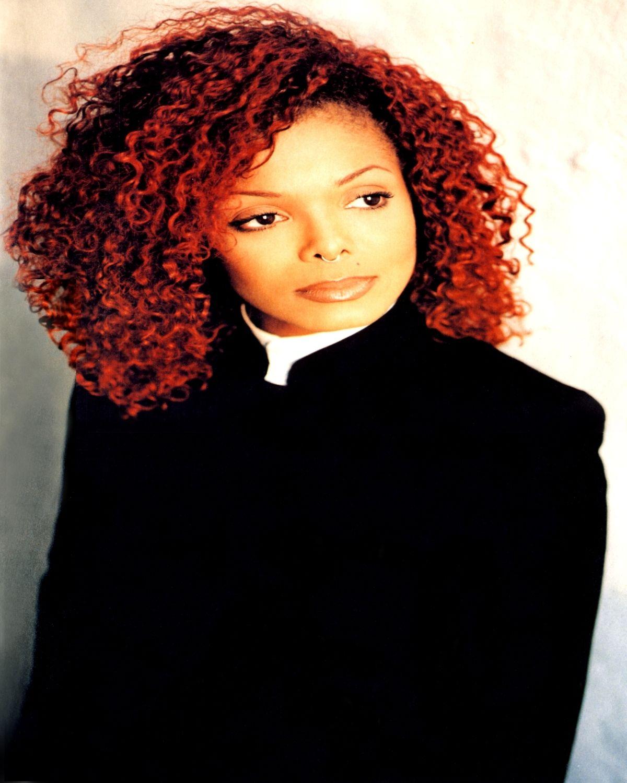 Janet Jackson Janet Tour Book