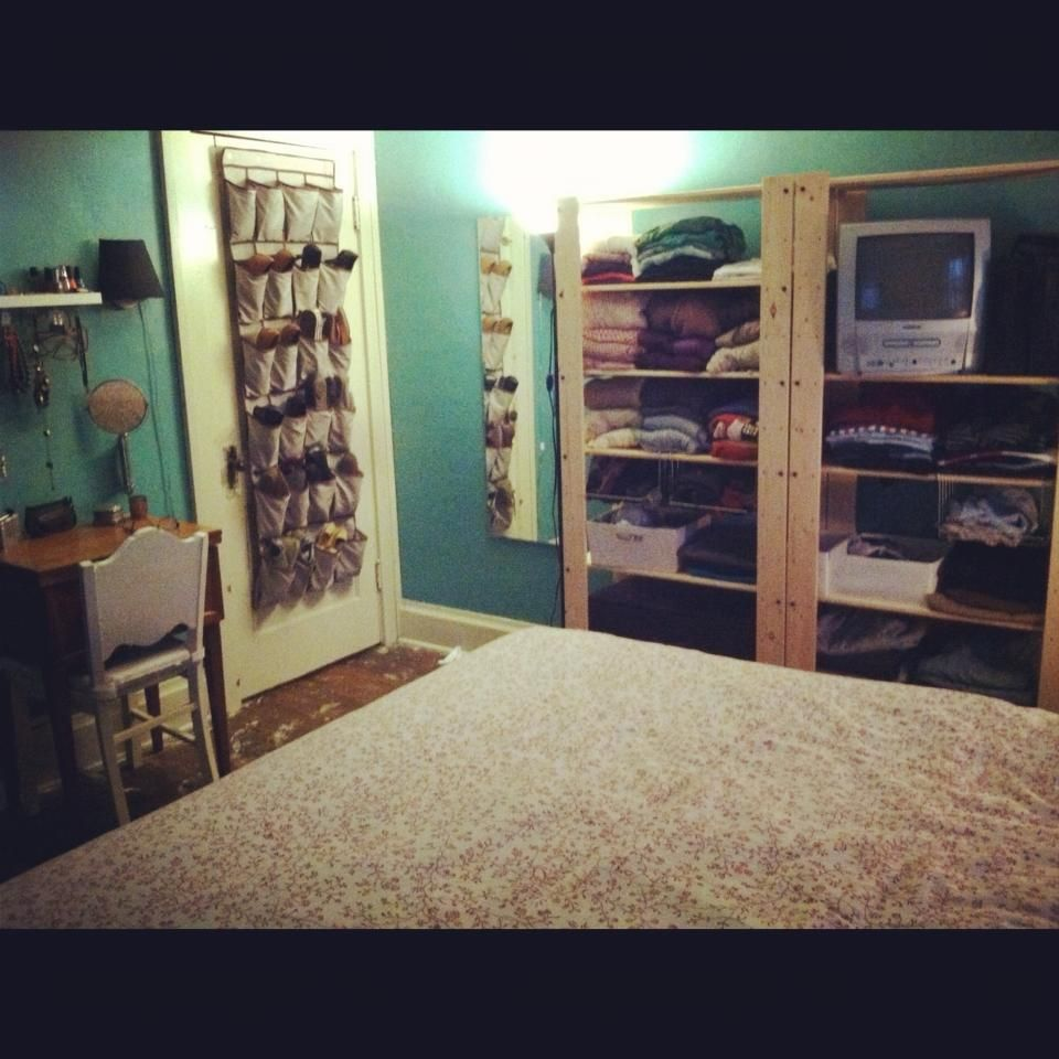 bedroom organization pinterest