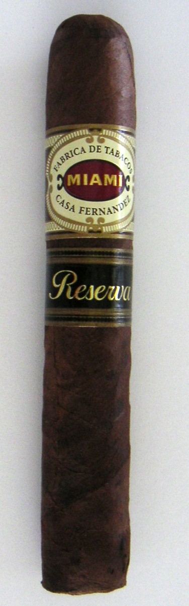Review of Casa Fernandez Miami Maduro cigar
