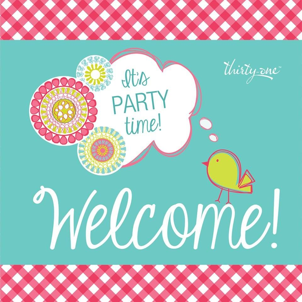Catalog FB party- Spring | Thirty-One Gifts | Pinterest
