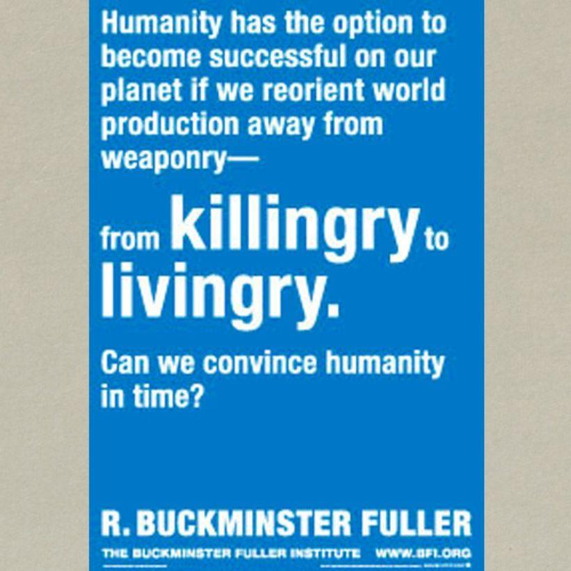 R. Buckminster Fuller Quotes