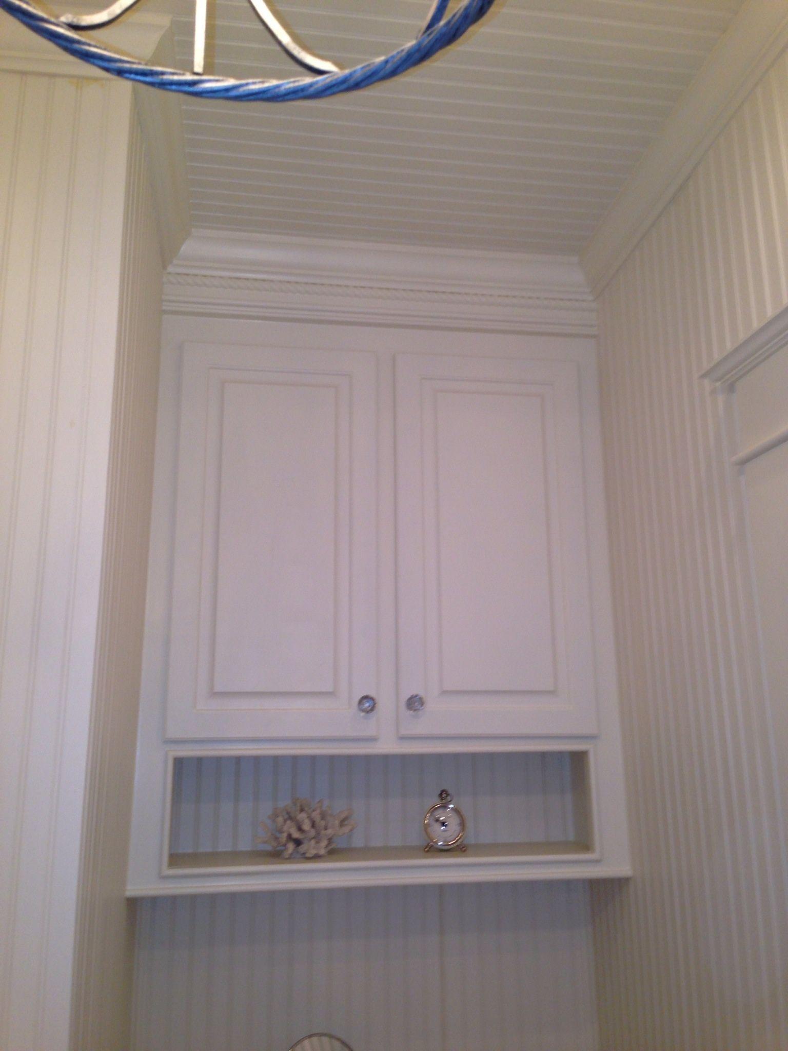 Above toilet storage bathroom ideas pinterest for Washroom storage ideas