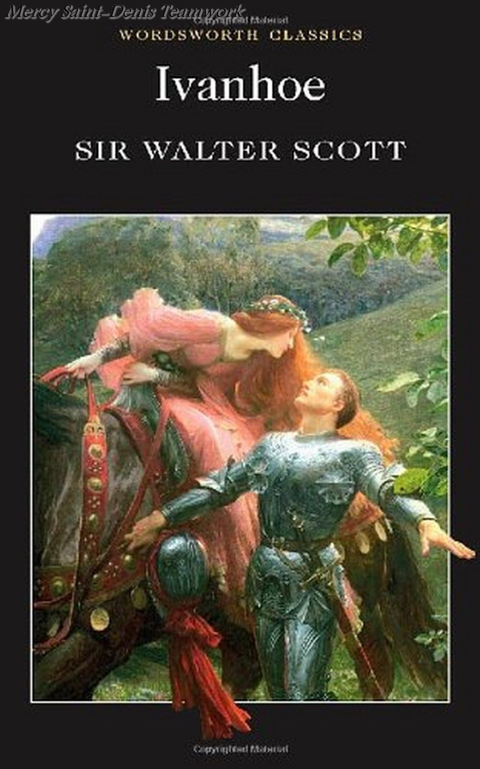 the summary of ivanhoe by sir walter scott Summary the novel begins in england during the reign of king richard i, also  known as richard the lion-hearted (1157-1199) scott provides.