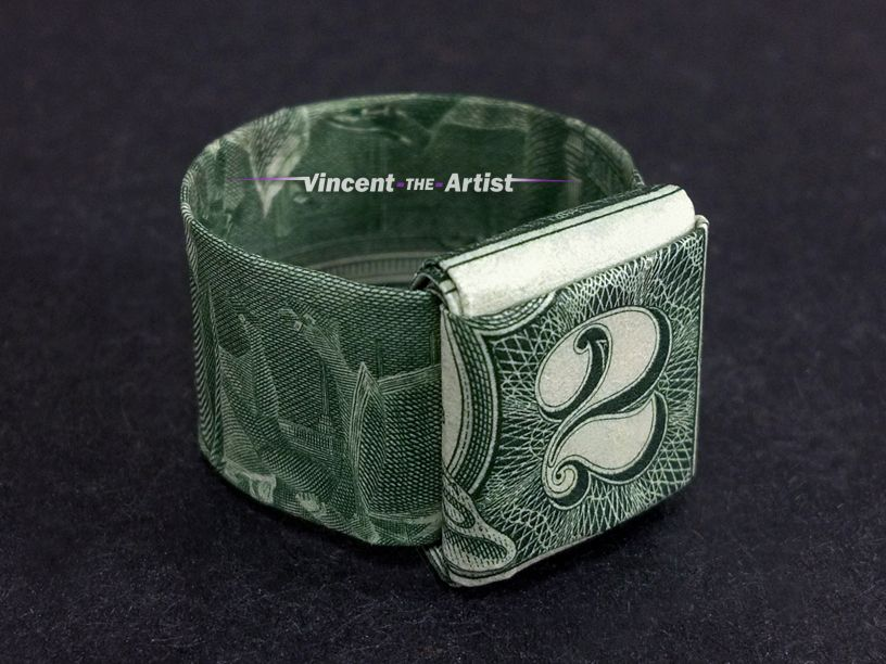 origami ring dollar driverlayer search engine