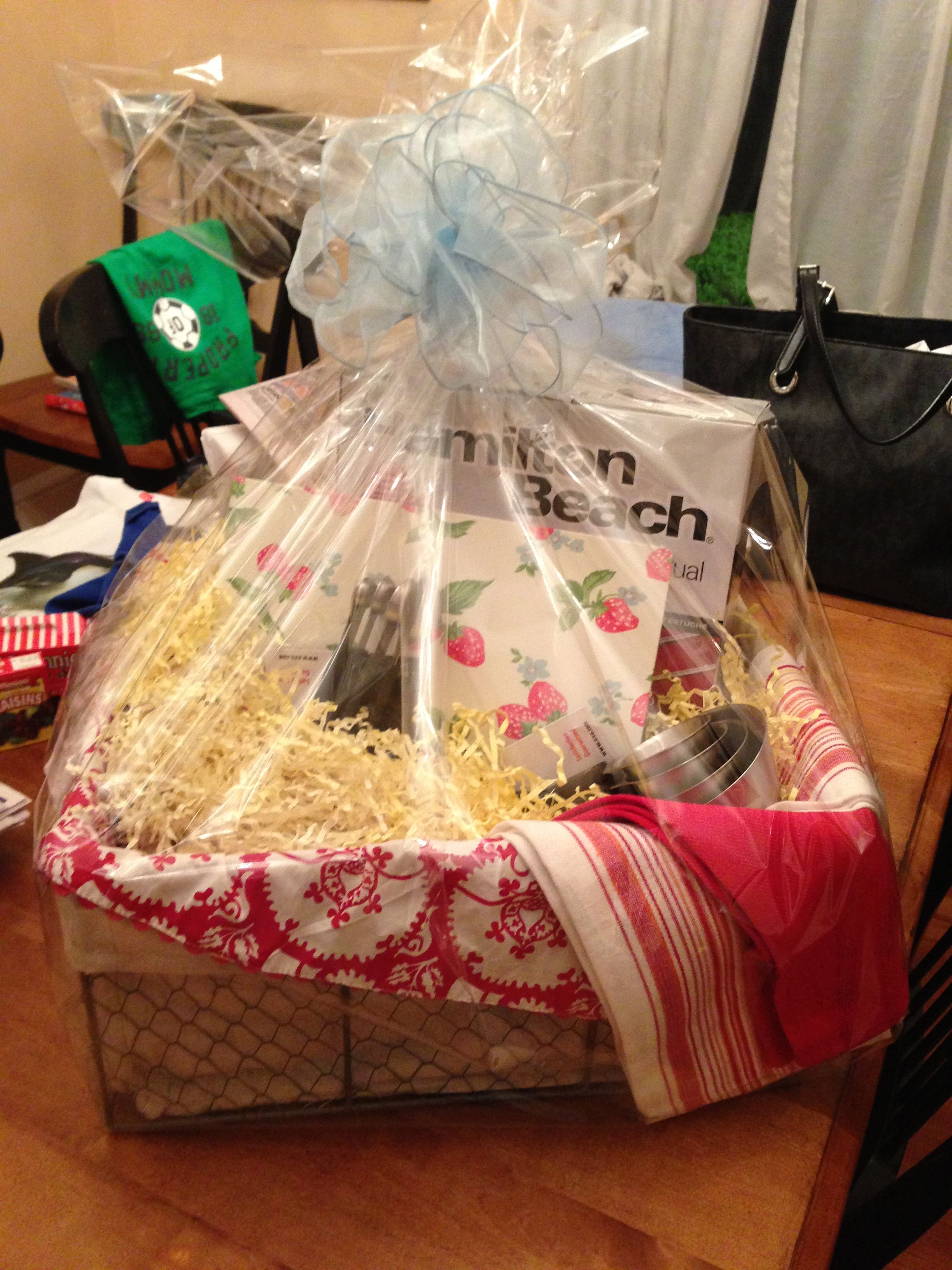 Wedding Gift Baskets Images : Bridal shower gift basket! Yule Pinterest