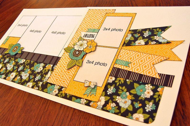Scrapbook generation layout | Scrapbook: Layouts | Pinterest