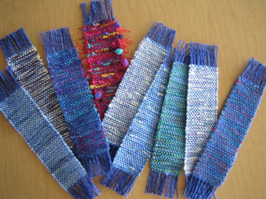 Knitting Bookmarks : Knit bookmark pinterest