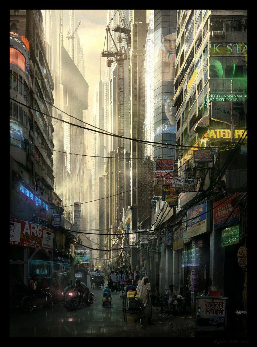 #Cyberpunk | Deckard's Descendants: Cyberpunk & Neo-Noir ...