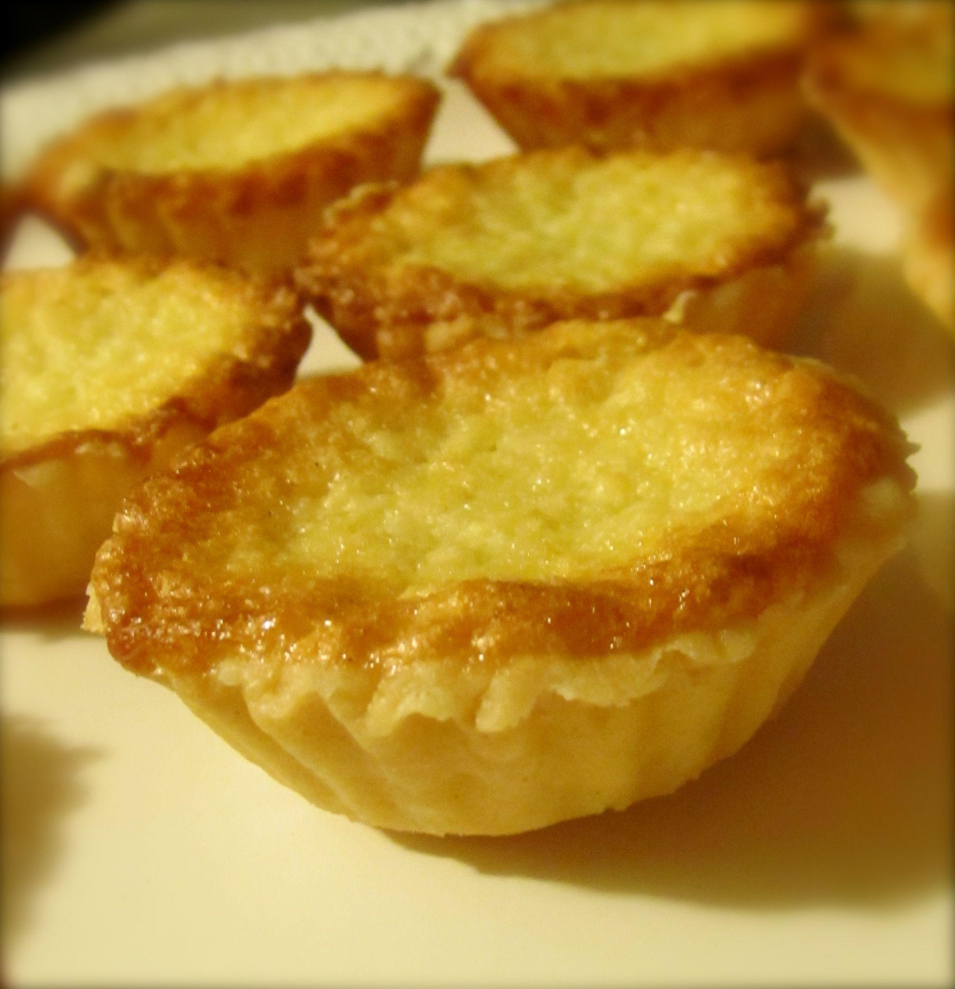mini buttermilk pies!   FOOD   Pinterest