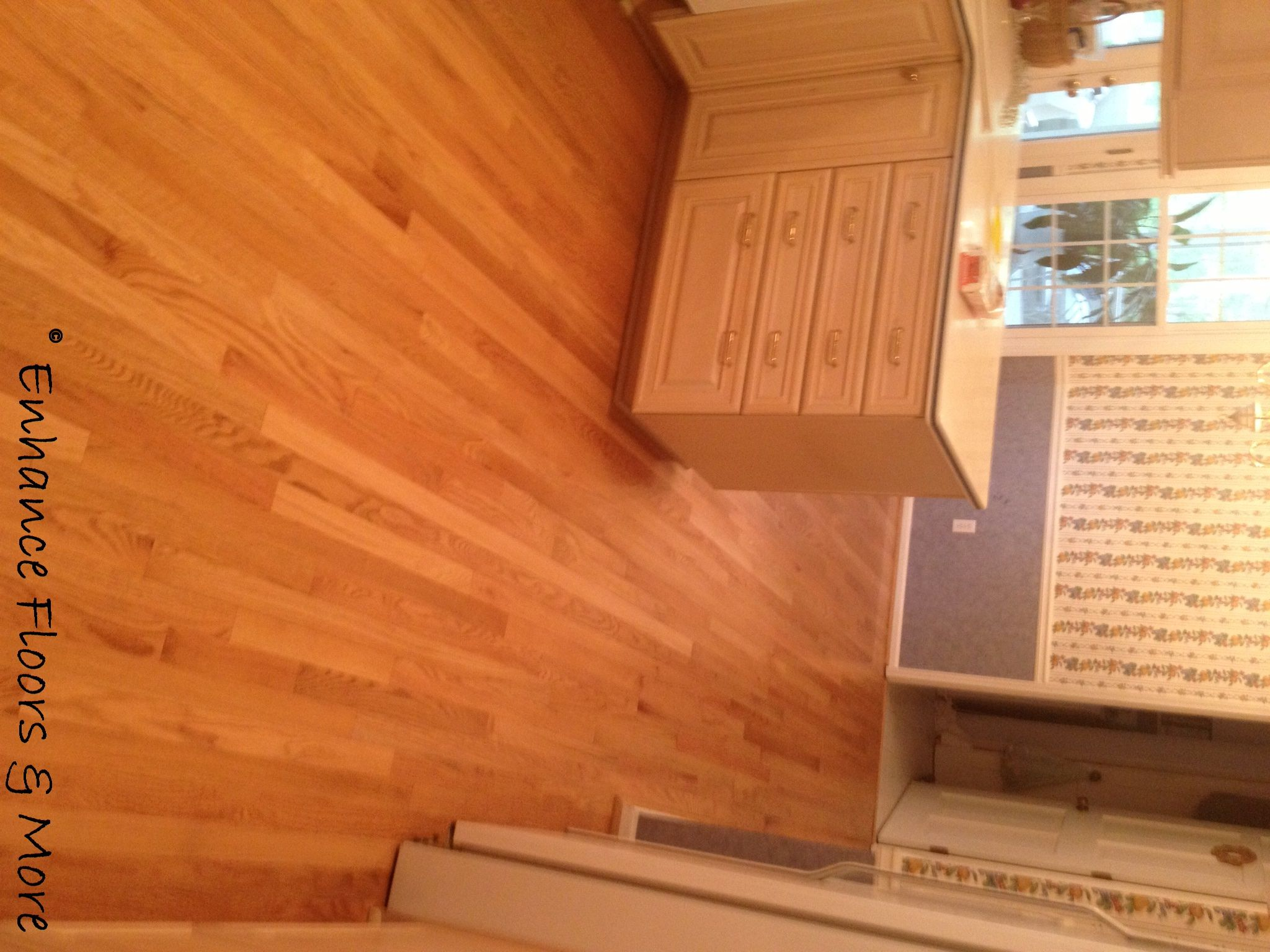 Red oak natural hardwood floor hardwood floors pinterest for Natural red oak floors