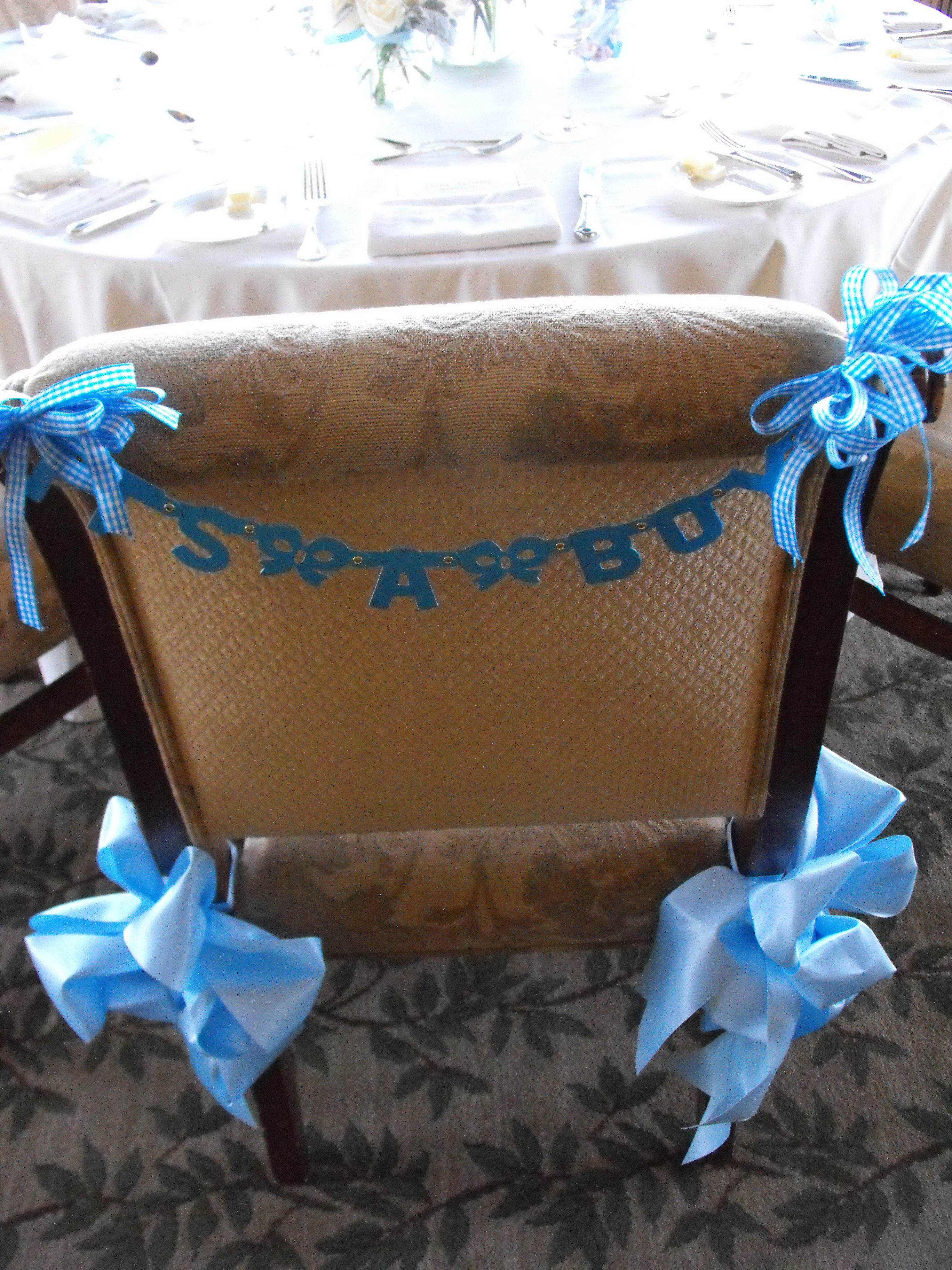 mother to be 39 s chair baby shower ideas pinterest