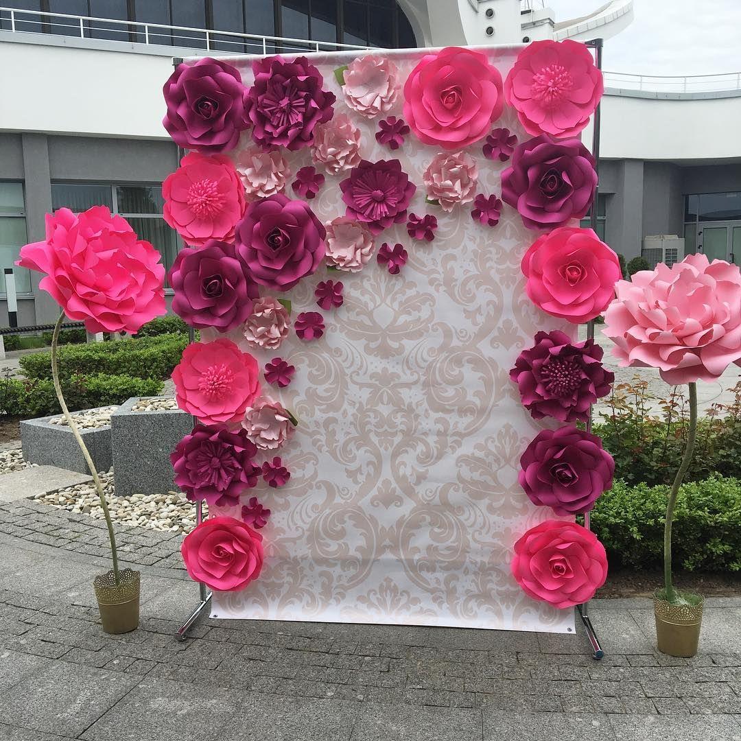 Цветы из бумаги своими руками: 4 мастер-класса, 70 фото и 2 75