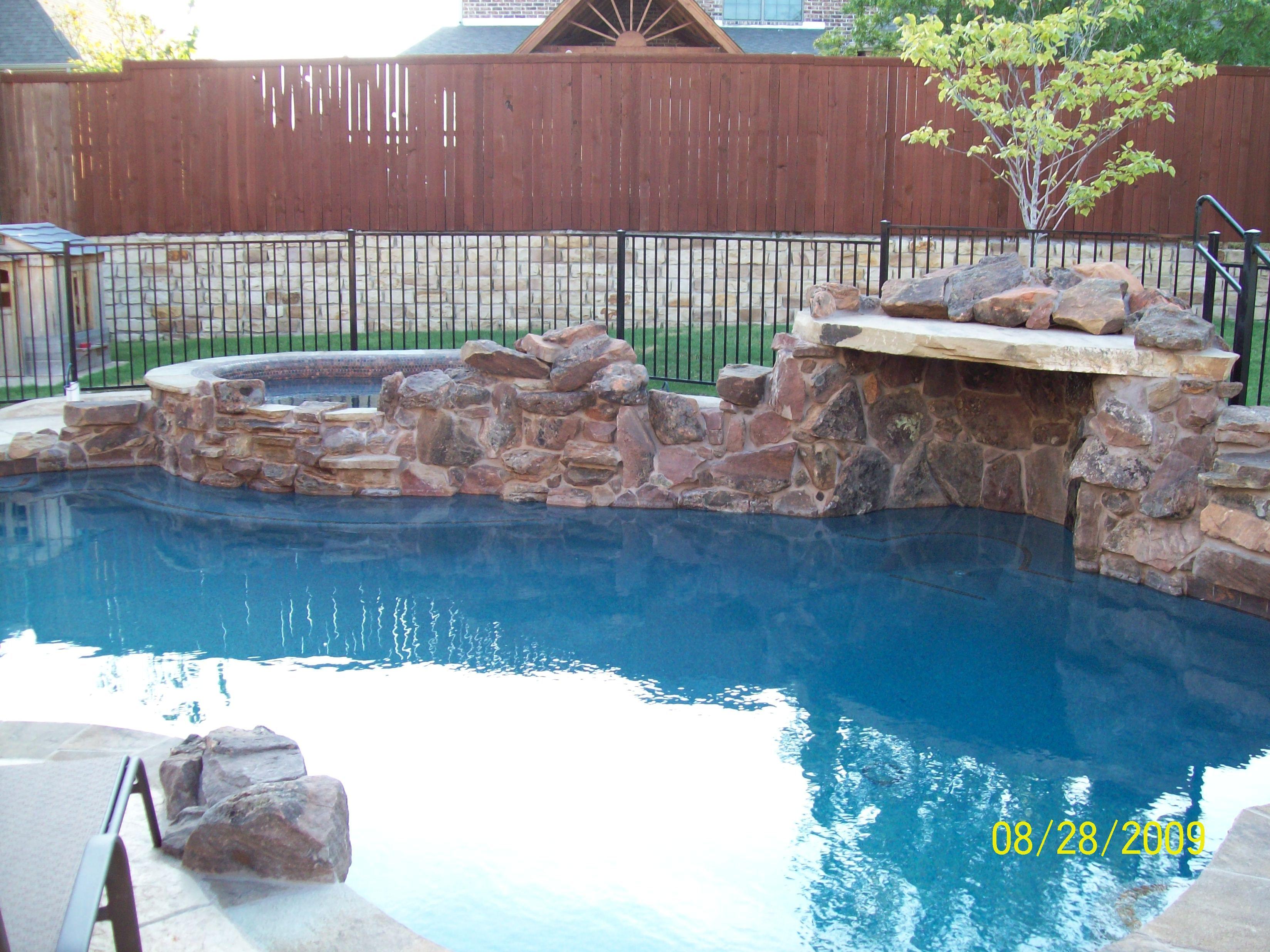 Grotto Pool Style Pool Backyard Ideas Pinterest