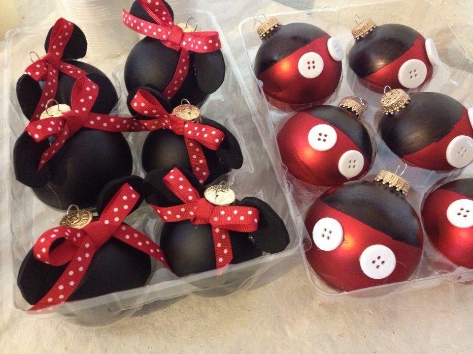 960 x 720 jpeg 118kB, Mickey and Minnie Ornaments 2013 | Christmas ...