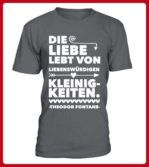 Zitat Liebe Valentinstag Fontane Tshirt Shirt - Valentinstag ...