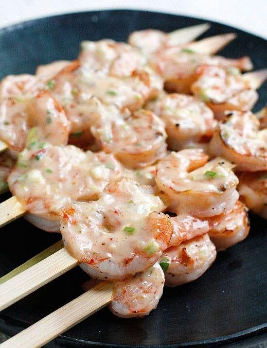 Skinny Bang Bang Shrimp | recipes to try | Pinterest