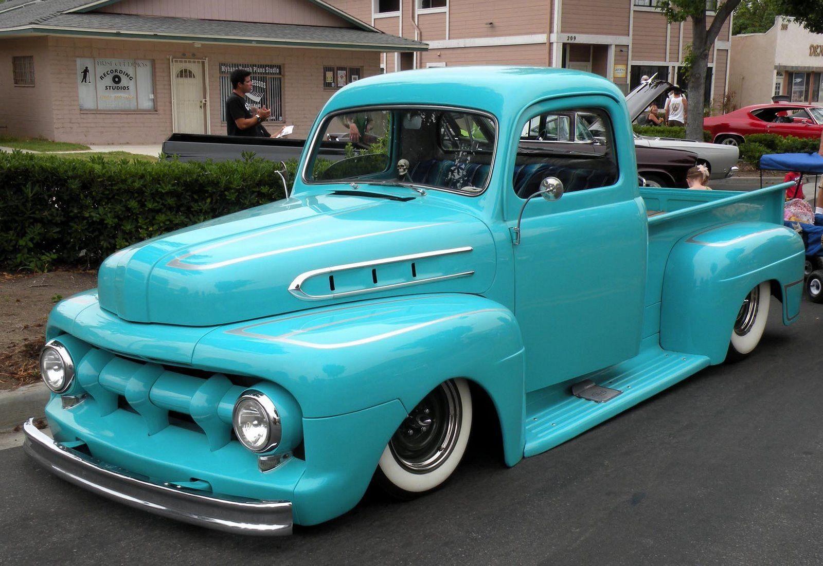 1950 ford ford trucks pinterest. Black Bedroom Furniture Sets. Home Design Ideas