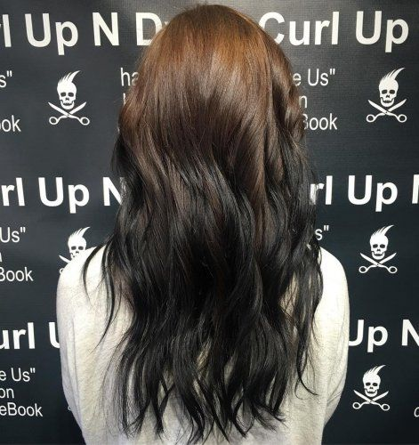 Pictures Of Reverse Ombre Hair Color Daily Health