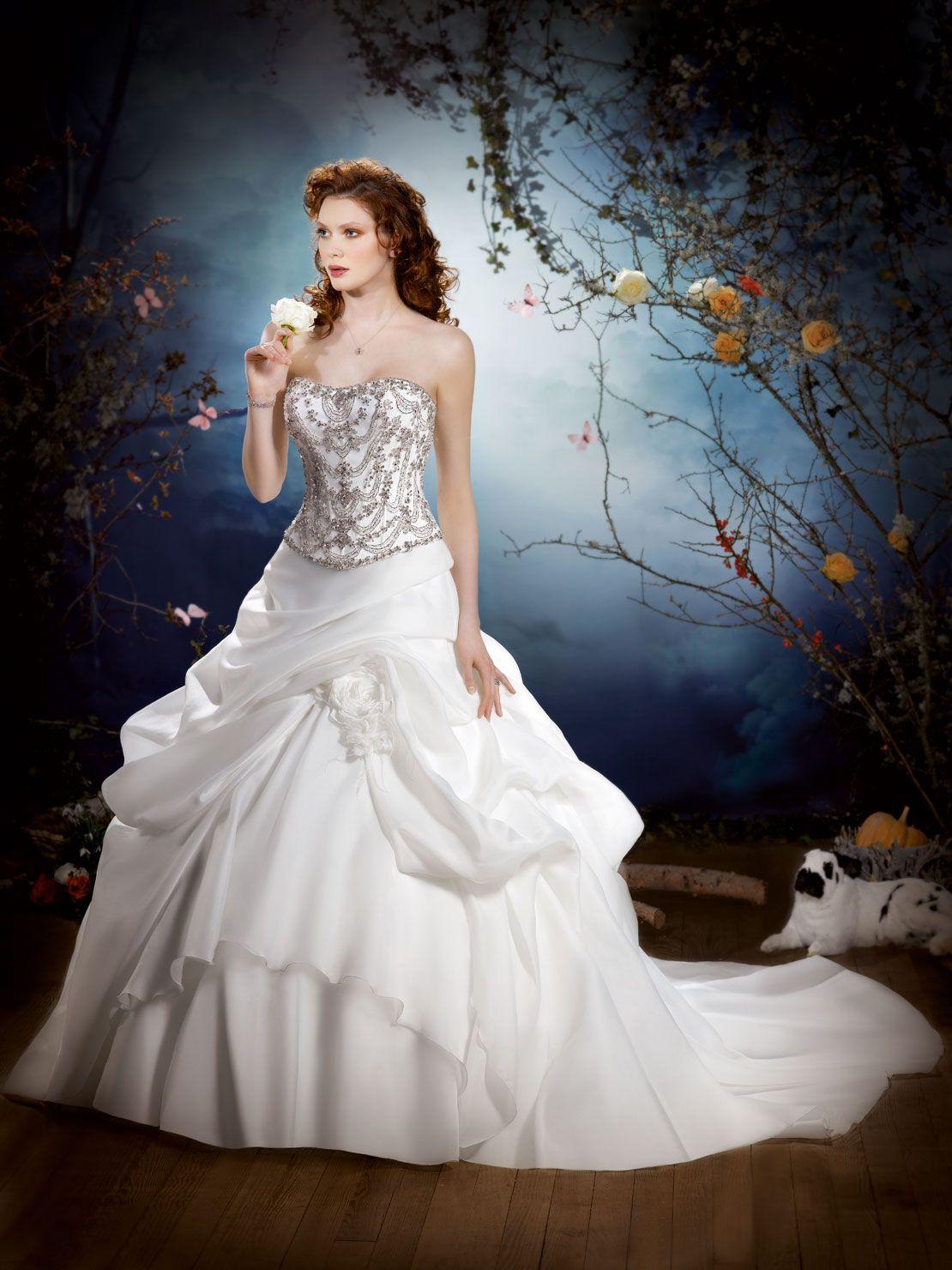 Disney Plus Size Wedding Dresses 74