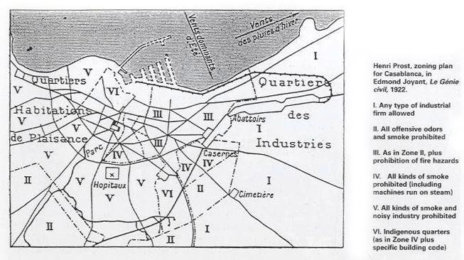 Henri Prost's Plan (1914-1917)