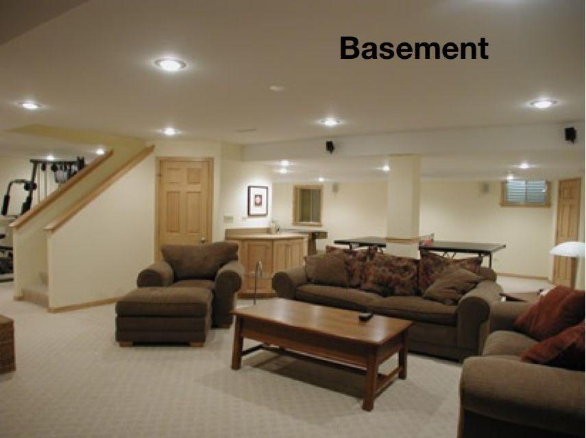 Basement Home Decor Pinterest