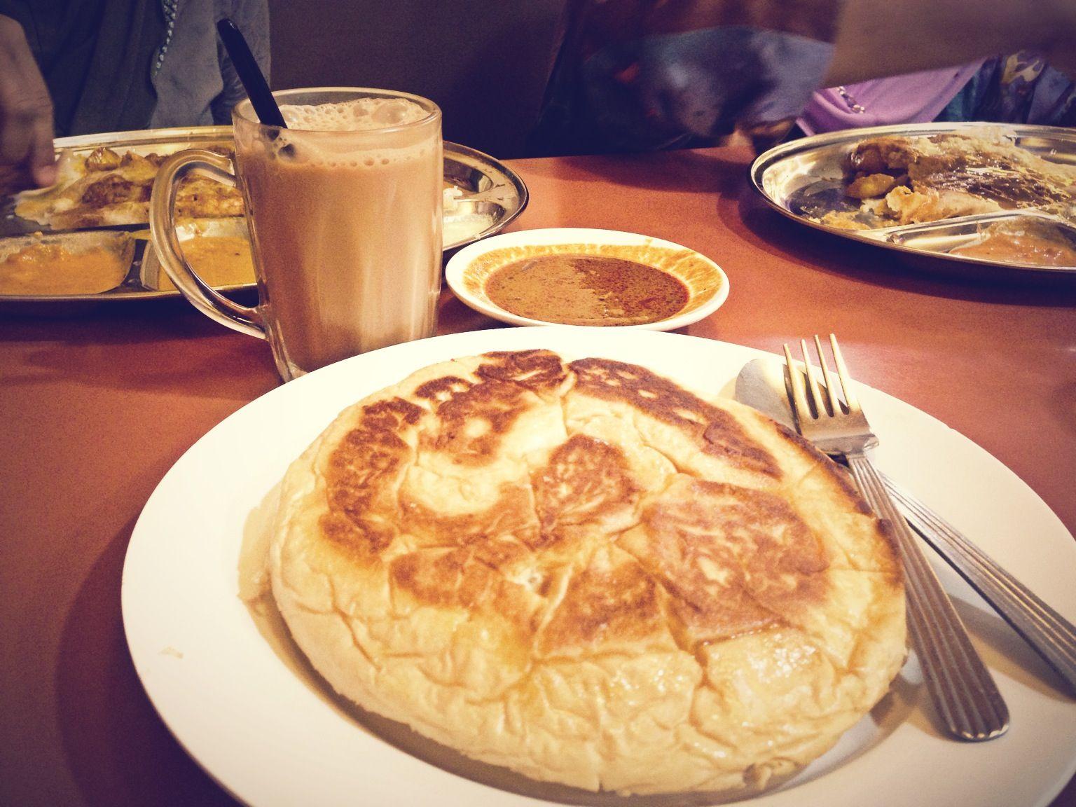 Roti arab singapore food pinterest for Arab cuisine singapore