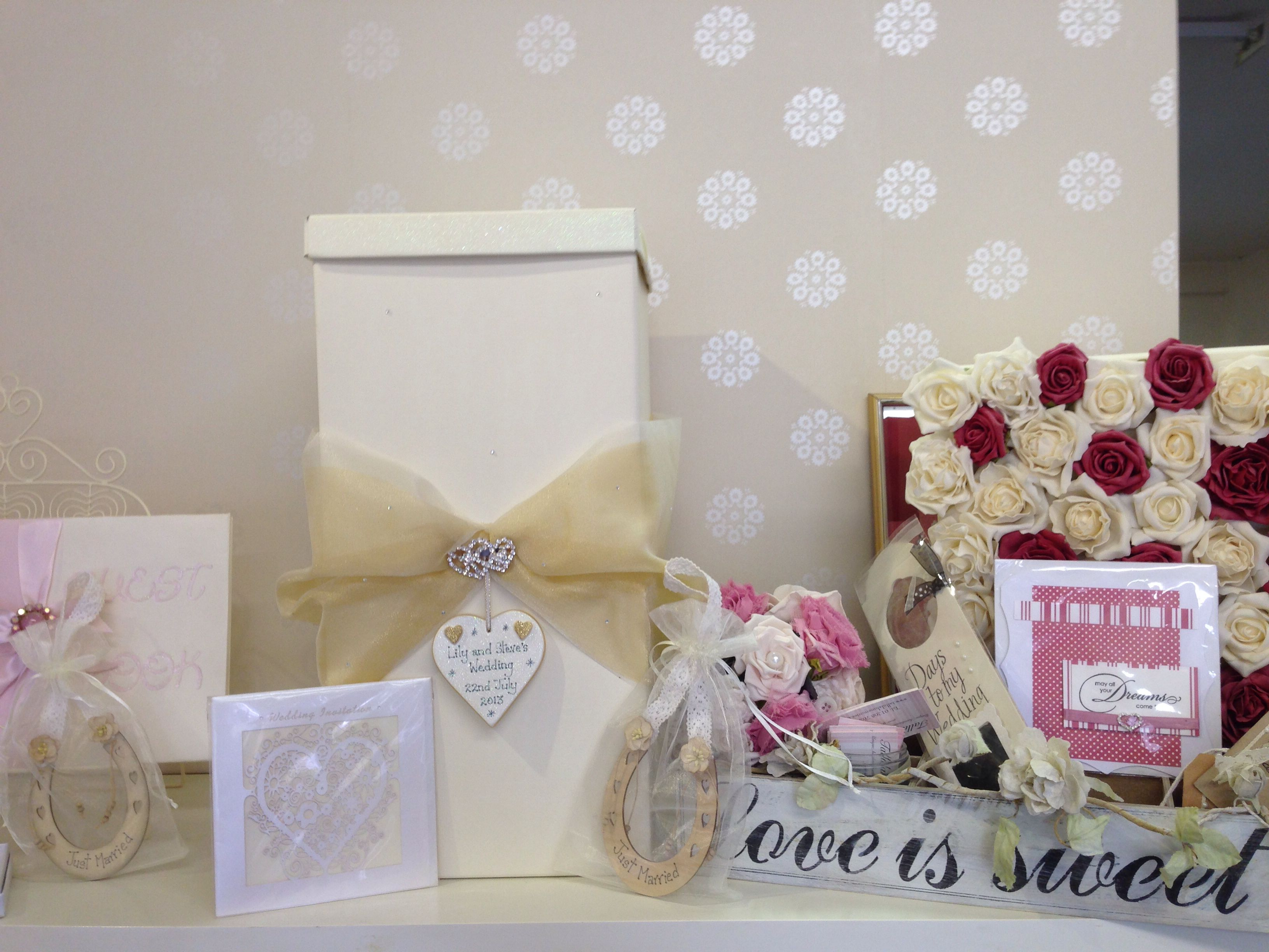 Wedding Gift Box Pinterest : Beautiful wedding gift post boxes! Wedding Pinterest