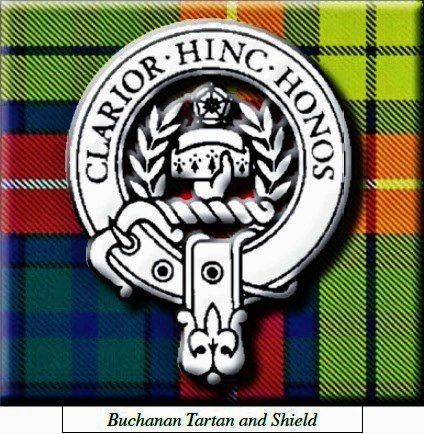 Read about clan buchanan in vol 1 issue 9 page 23 www for Buchanan clan tattoo