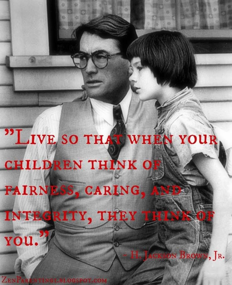 atticus finch is Each one of us needs to try to heed the advice of a great character in american fiction, atticus finch, said president obama during his farewell speech on jan 10.