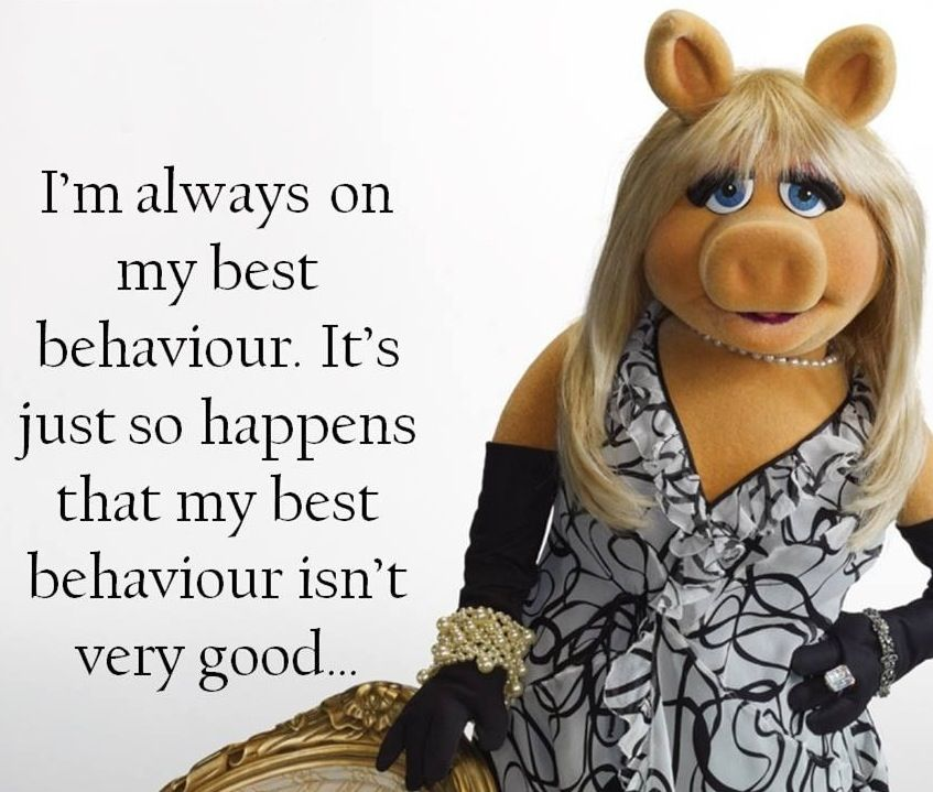 Miss Piggy Quotes. QuotesGram
