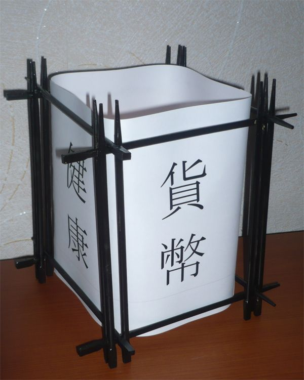 Поделки из китайских палочек для суши
