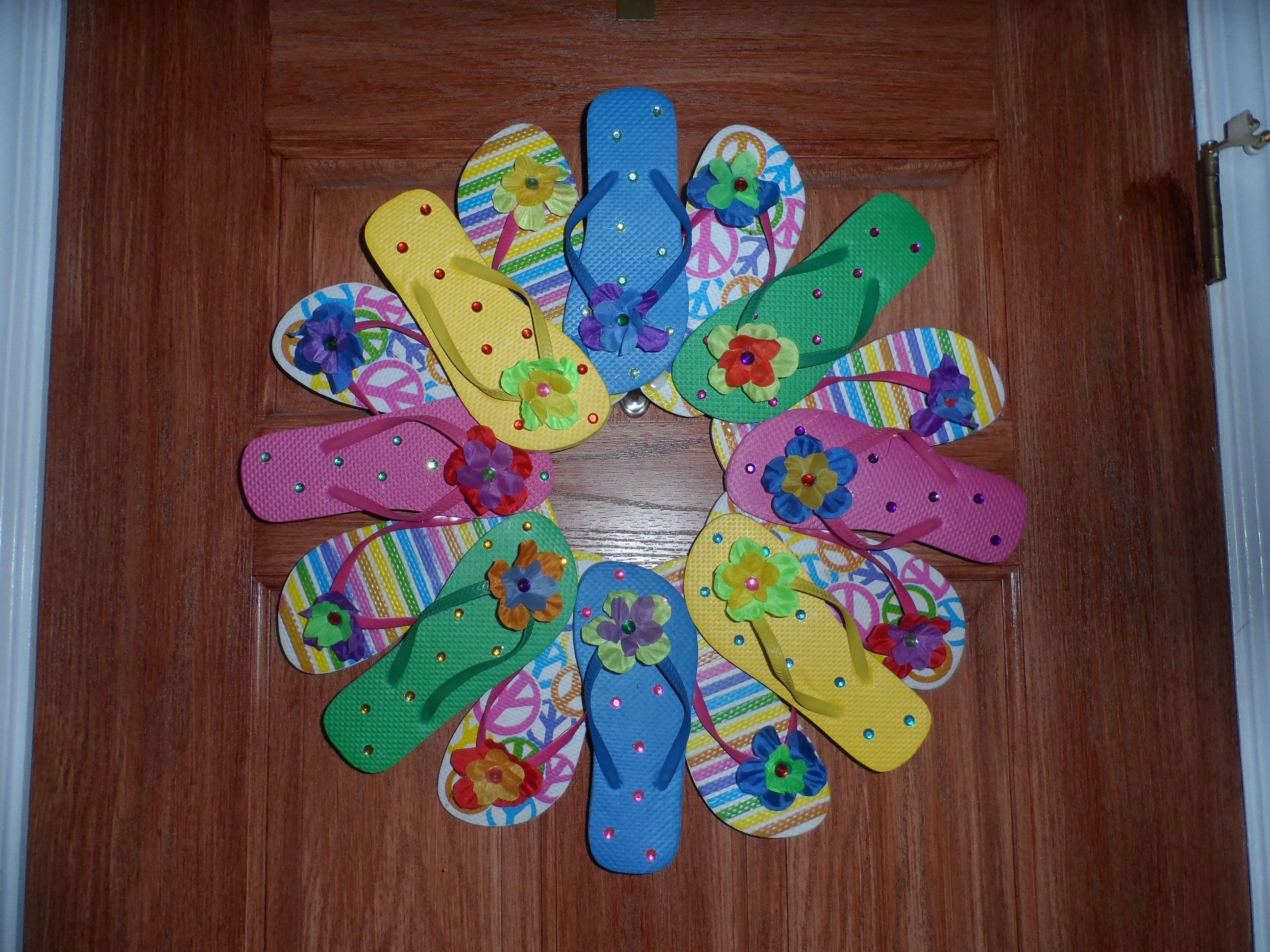Flip flop crafts bing images for Flip flops for crafts