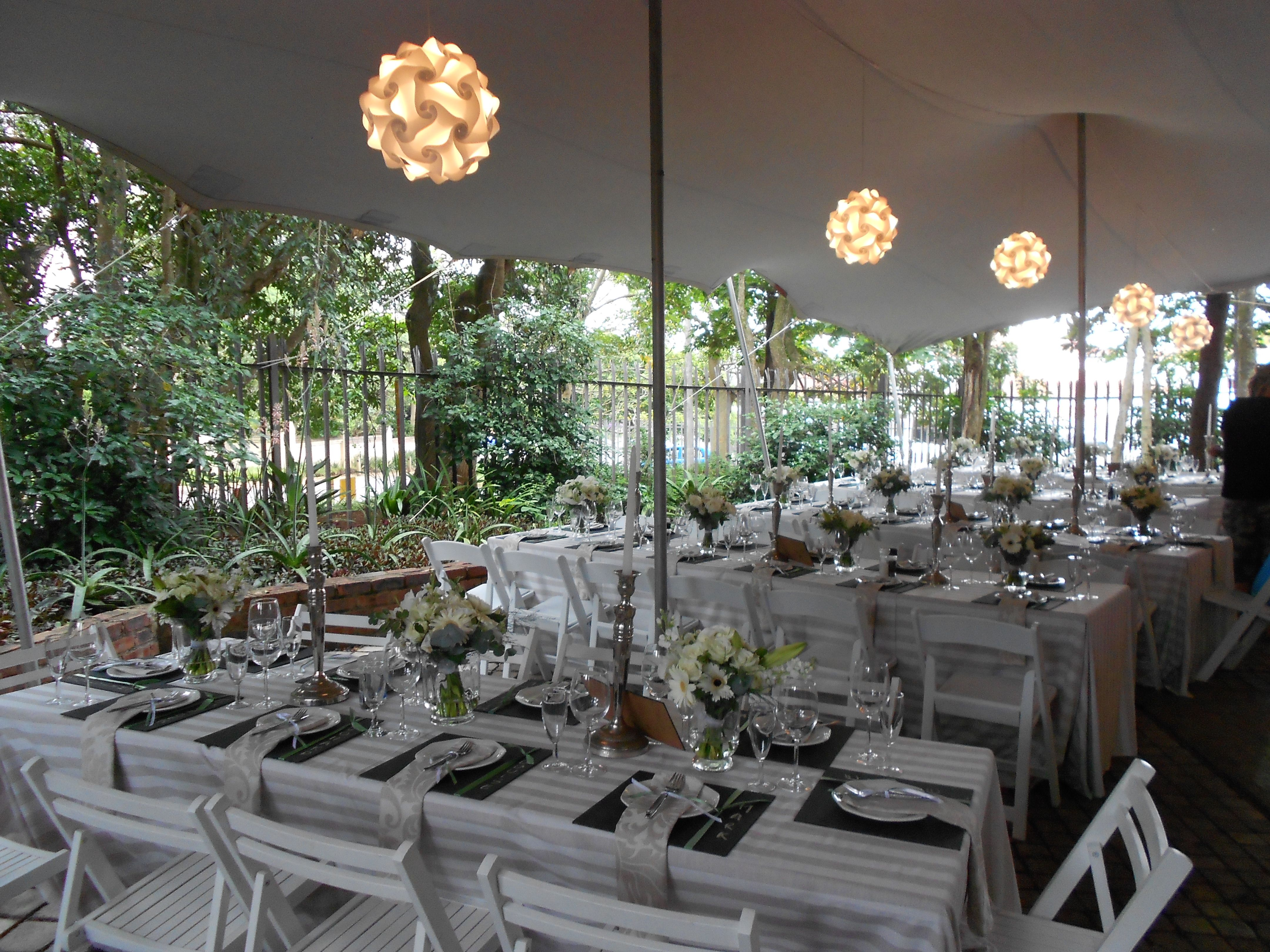 Table settings outdoor wedding ideas pinterest for Pinterest outdoor wedding ideas