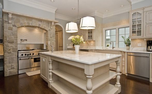 Big Island Beautiful Kitchens Pinterest