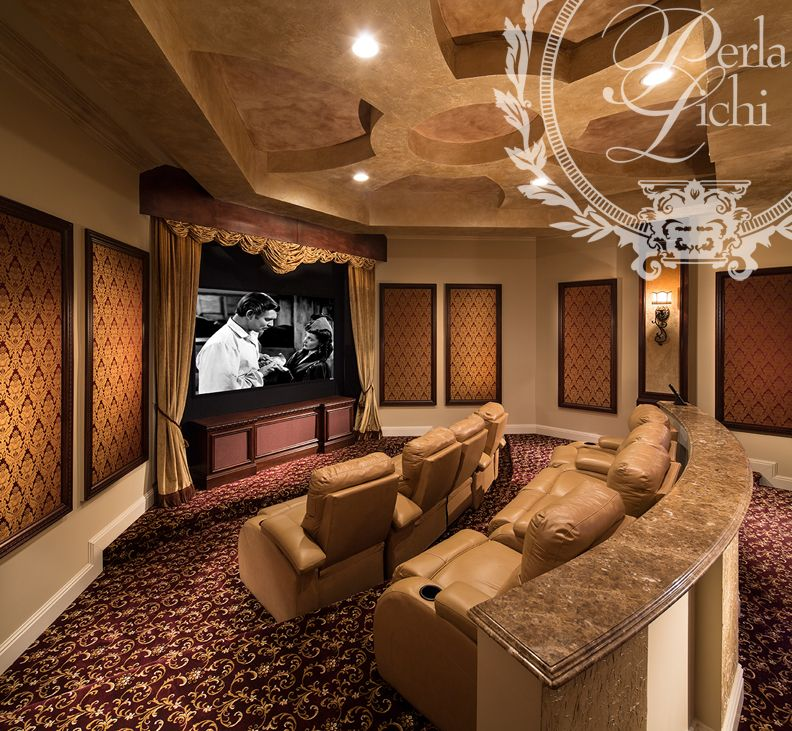 diy home theatre decor gallery