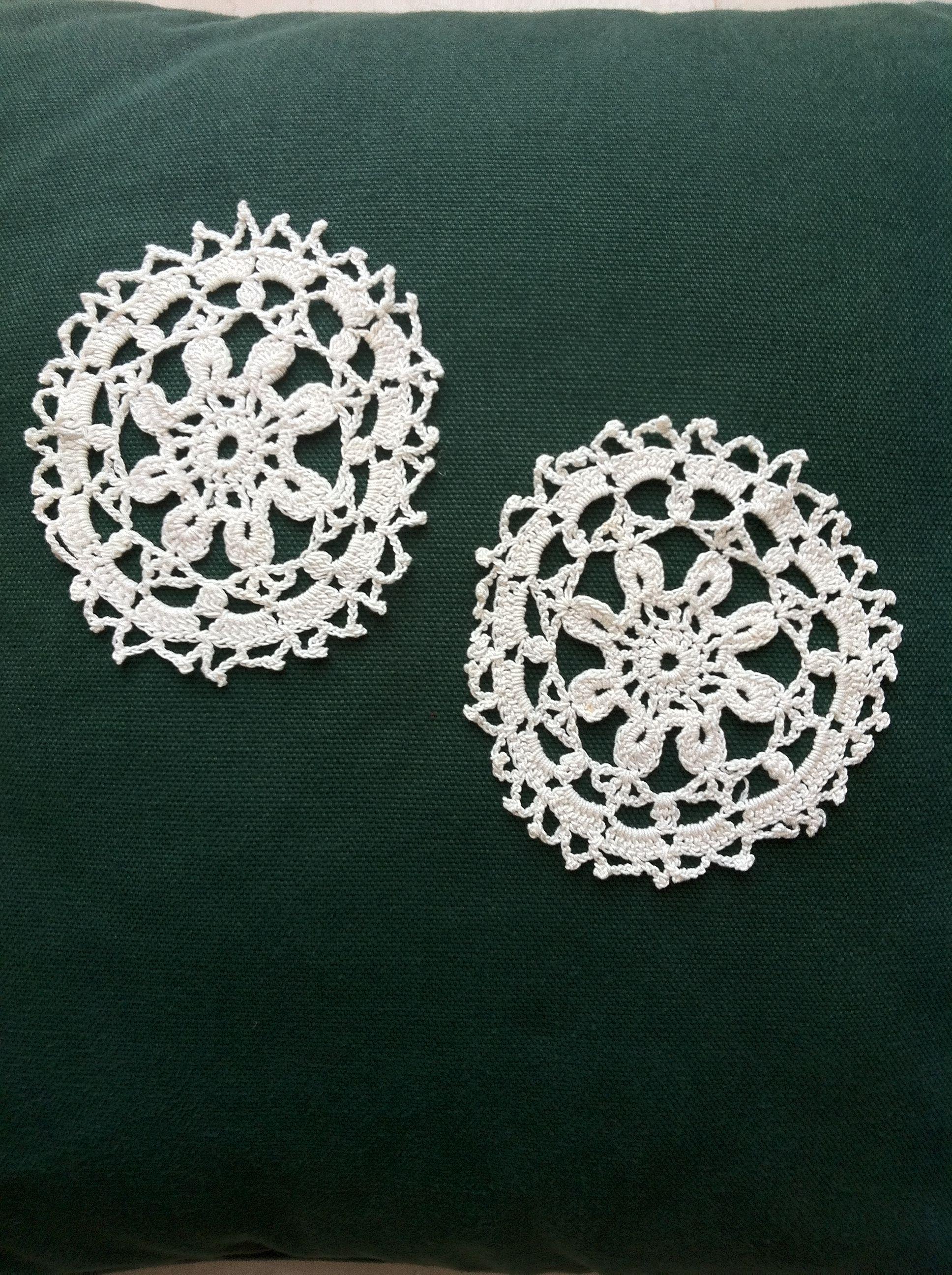 Crochet Coasters : Crochet - Coasters knit.crochet - coasters Pinterest