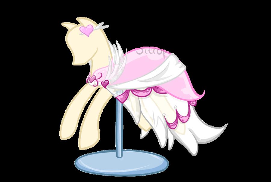 Как сделать платье для пони