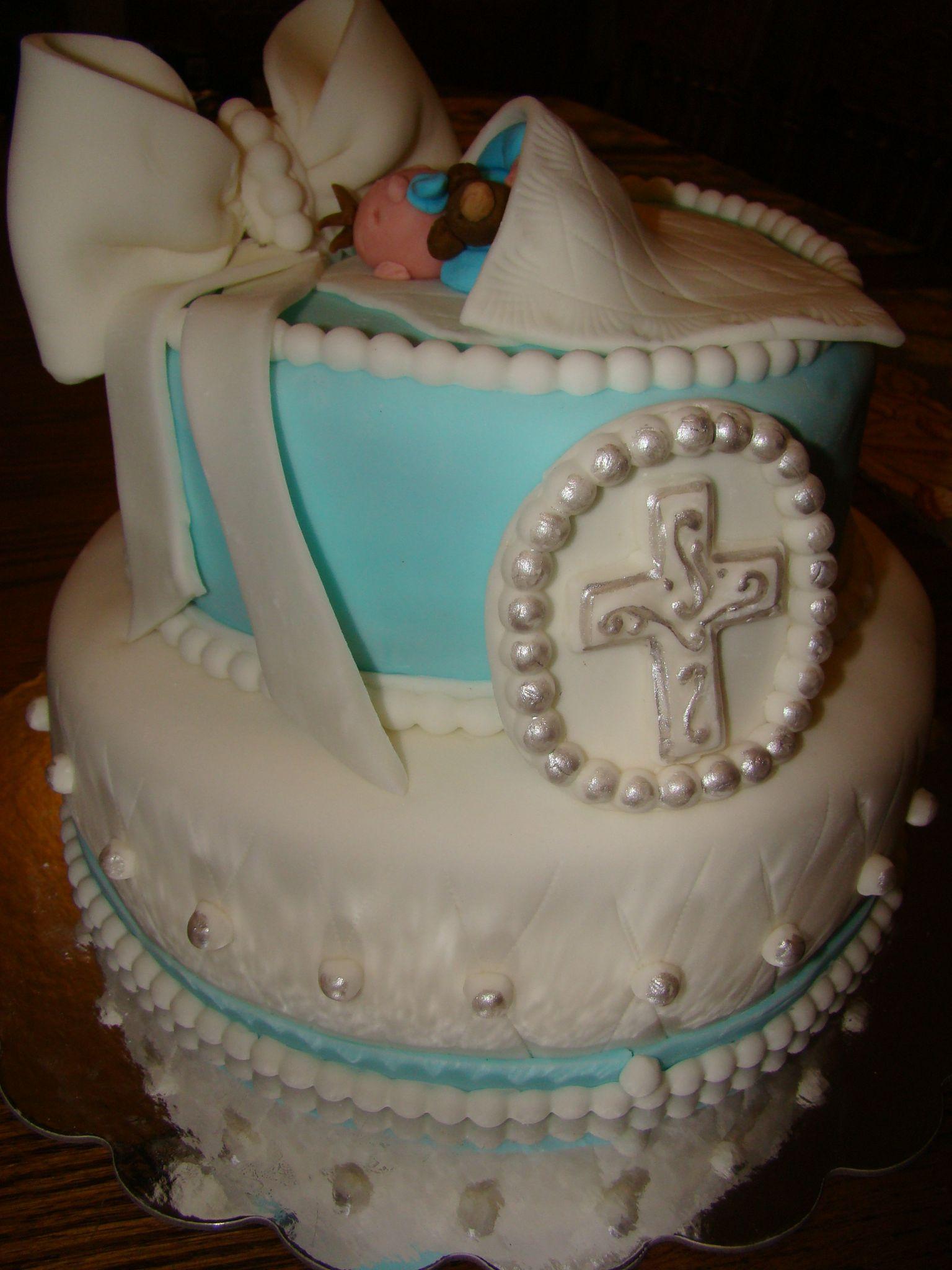 Baby Baptism Gift Ideas Pinterest : Baby boy baptism cake cupcake ideas