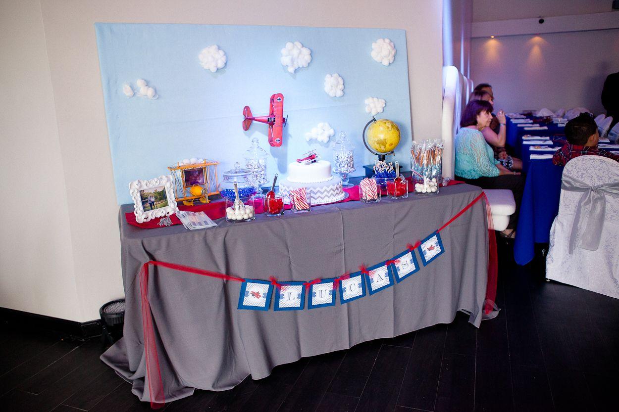 Vintage airplane baby shower inspiring ideas pinterest for Airplane baby shower decoration ideas